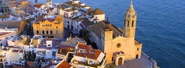 Catedral y mar